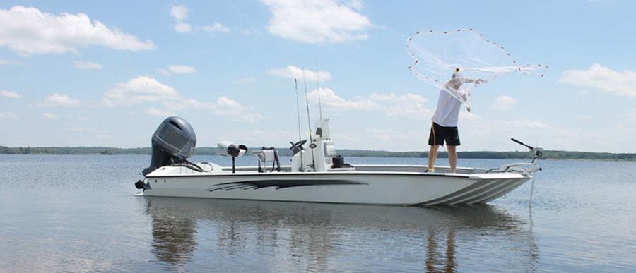 Aluminum Fishing Boat   Discover Boating