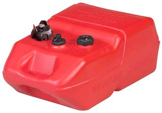 MOELLER–6 Gallon Ultra6 Portable Fuel Tank