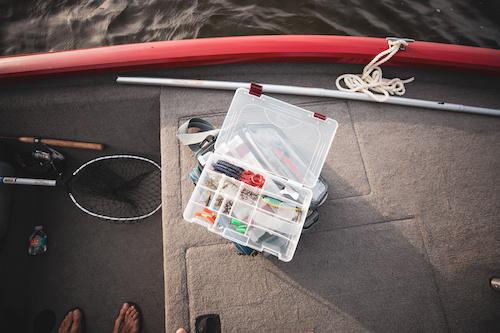 beginner fishing gear