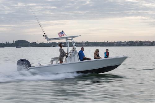 center console boat advantages