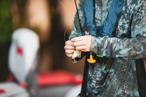 choosing the right fishing line