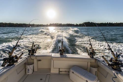 how to start a fishing charter boat business