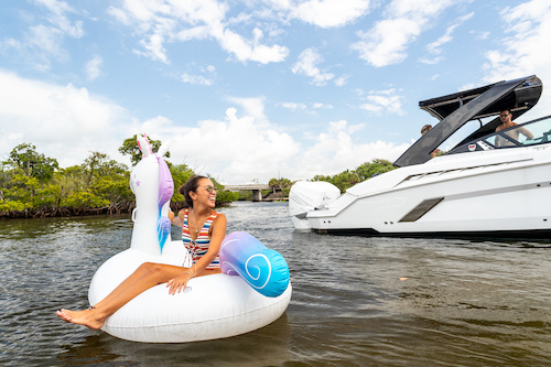 inflatable rafts for boats