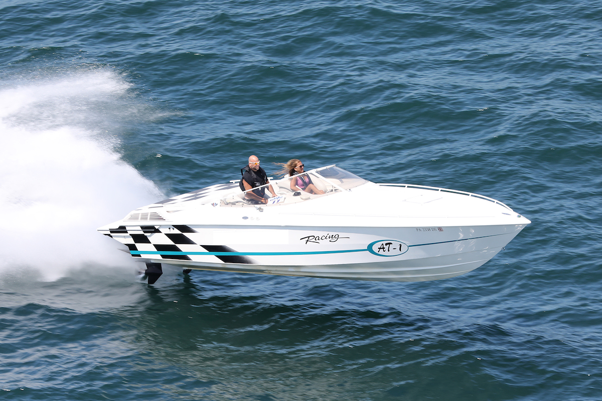 poker runs go-fast powerboats