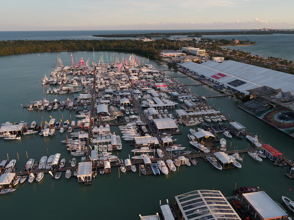 attend a boat show