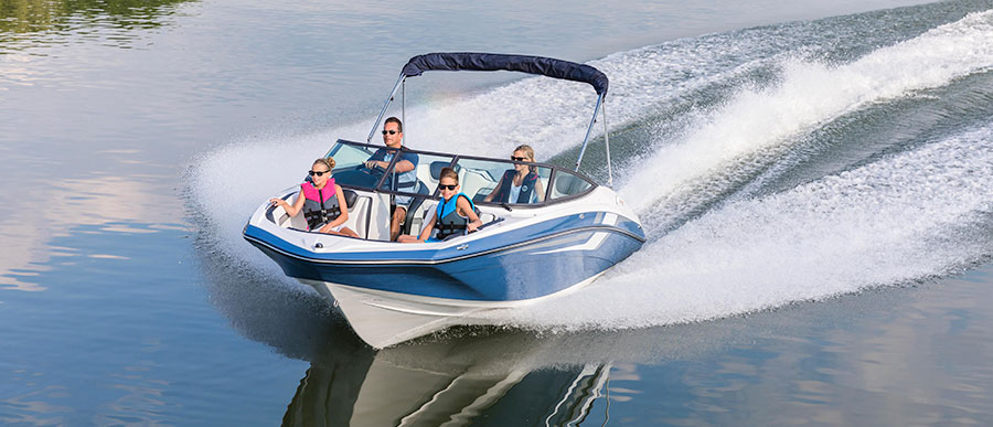 best family boats bowrider