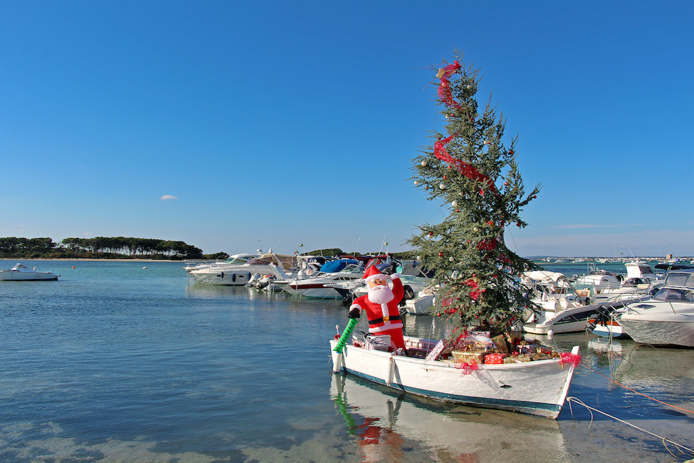 best places to spend the holidays for boaters