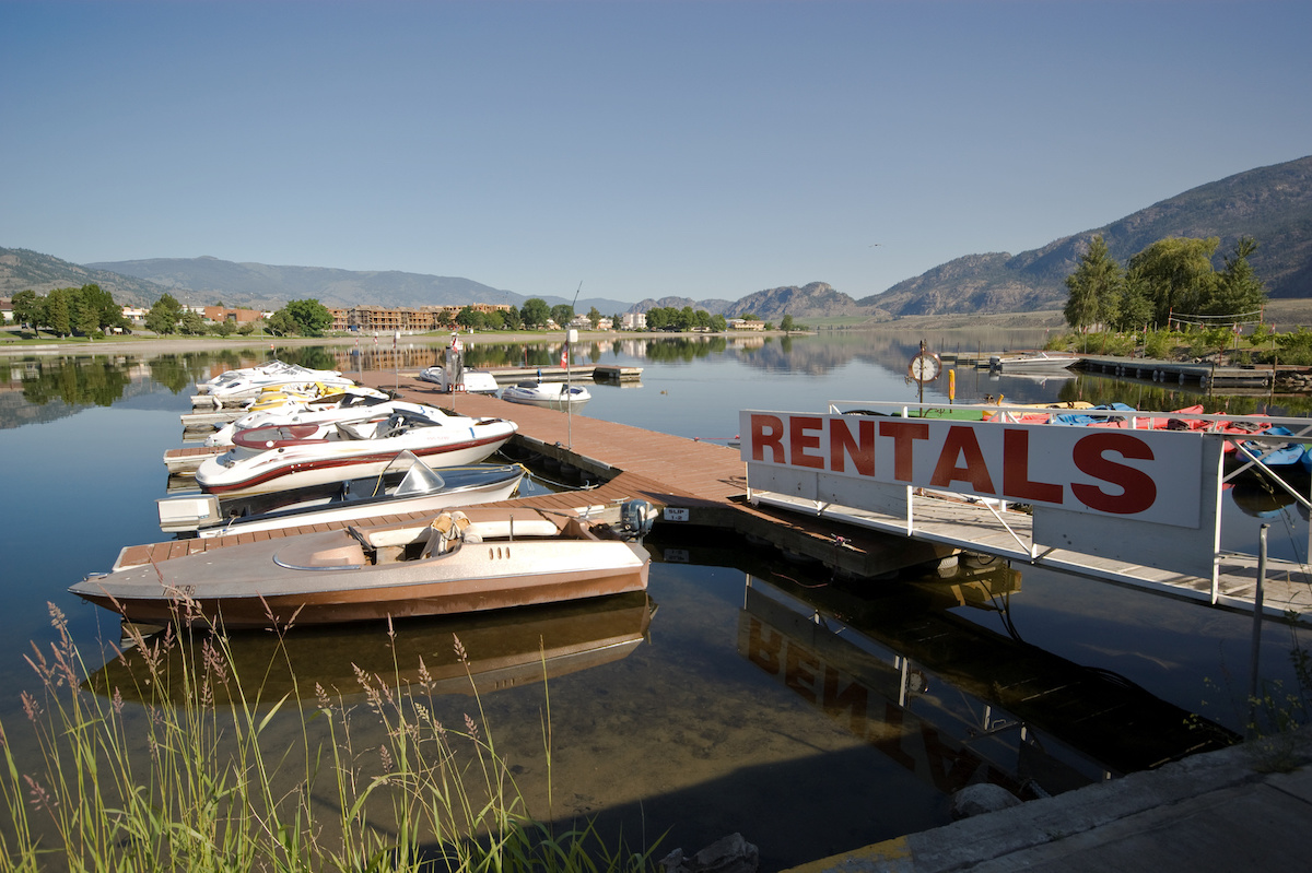 boat rentals guide