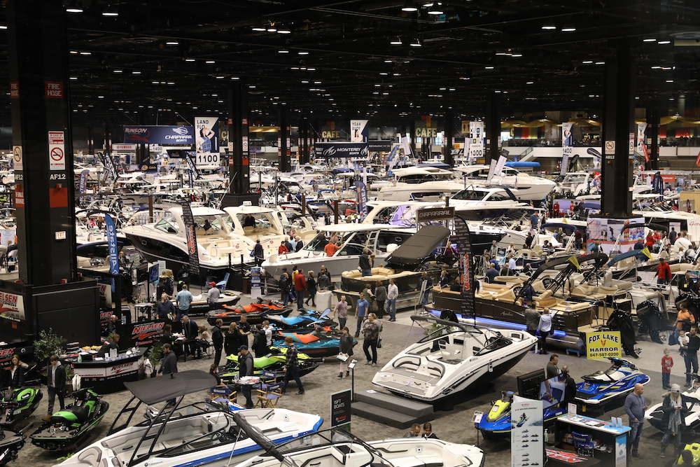 boat show specials and discount pricing