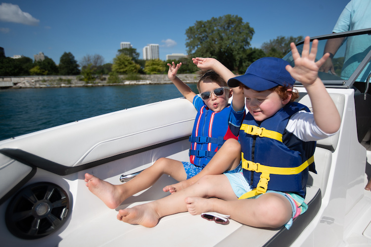 boredom busters for kids on a boat