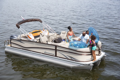 how to buy a pontoon boat