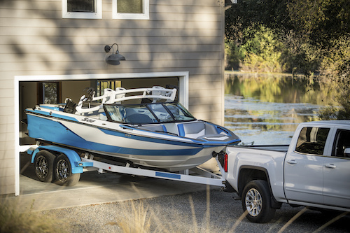 How to Tow a Boat   Discover Boating