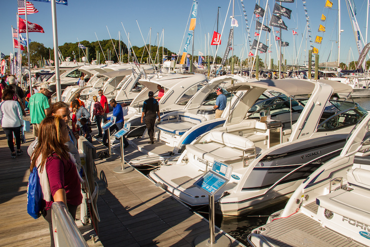 norwalk boat show guide 2019