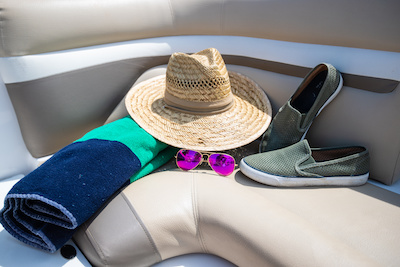 what to bring on a boat rental