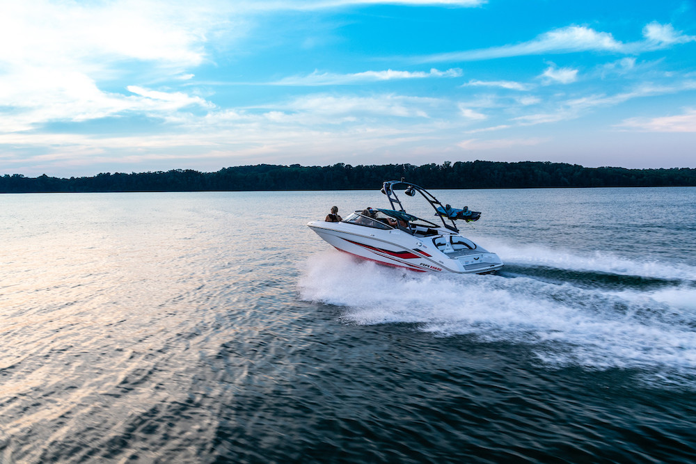 Jet Boat Vs Prop Sterndrive Discover Boating
