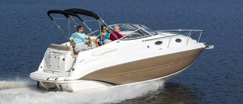 Cuddy cabin discover boating for Best outboard motor 2017