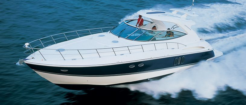 Motor yacht cruiser discover boating for Where to buy boat motors