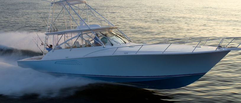 Sportfishing yacht discover boating for Boat fishing near me