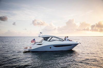 Sea Ray Sundancer 350 Coupe
