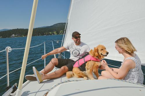 plan a sailing trip