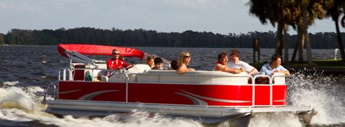 Pontoon vs. Deck Boat