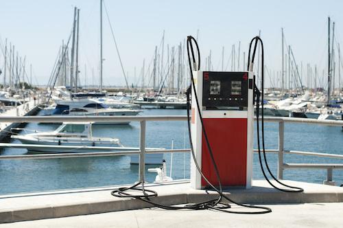 prevent boat fuel spills
