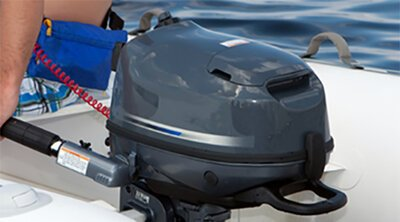An outboard motor