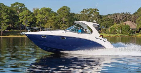 Cabin Cruiser Boats Discover Boating