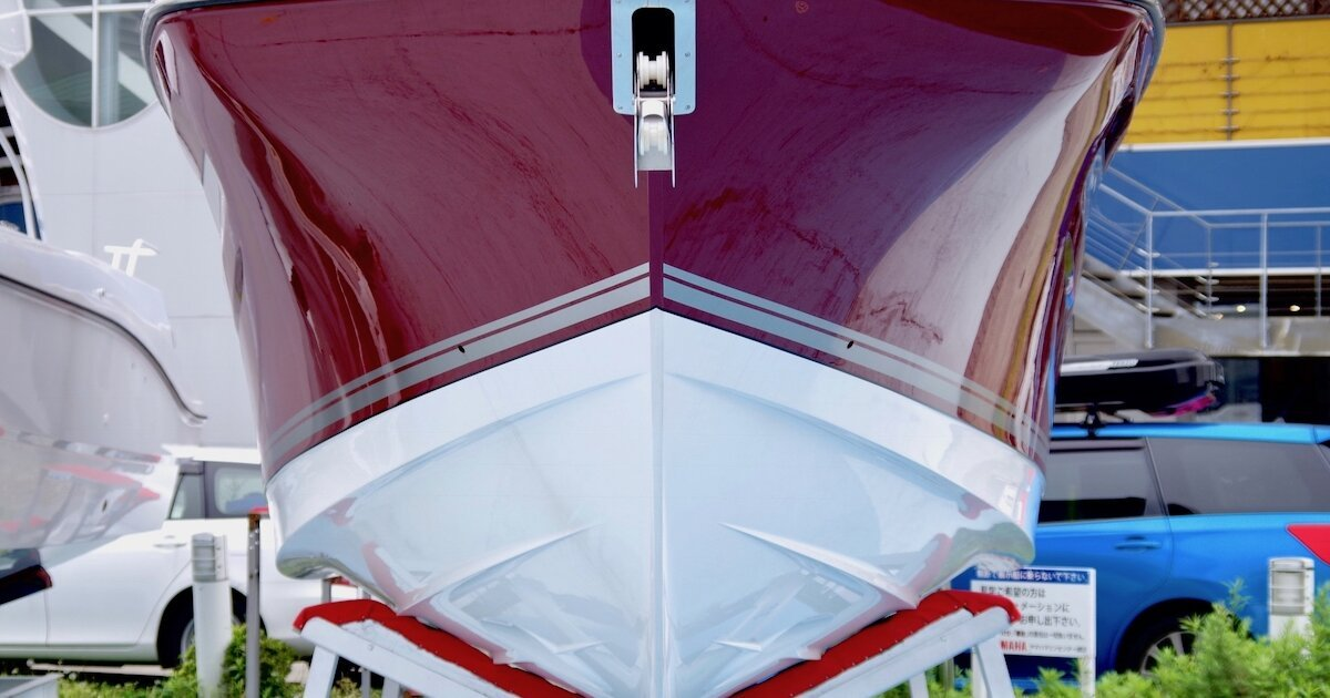 How To Paint A Boat Painting A Boat Discover Boating