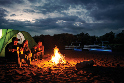 tips for boat camping trips