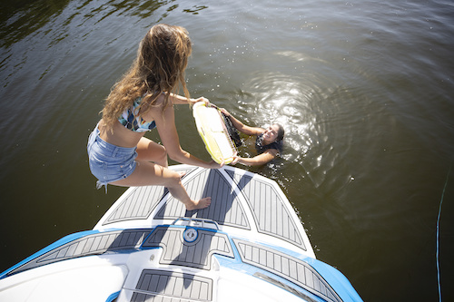 wakesurfing gear and equipment
