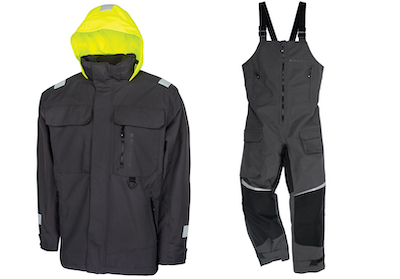 west marine third reef foul weather gear